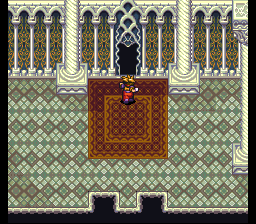 Terranigma Solution